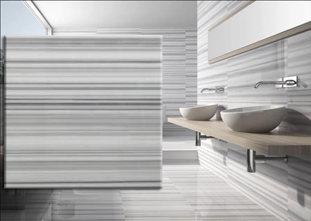 Мраморная плитка для ванной Eqvator